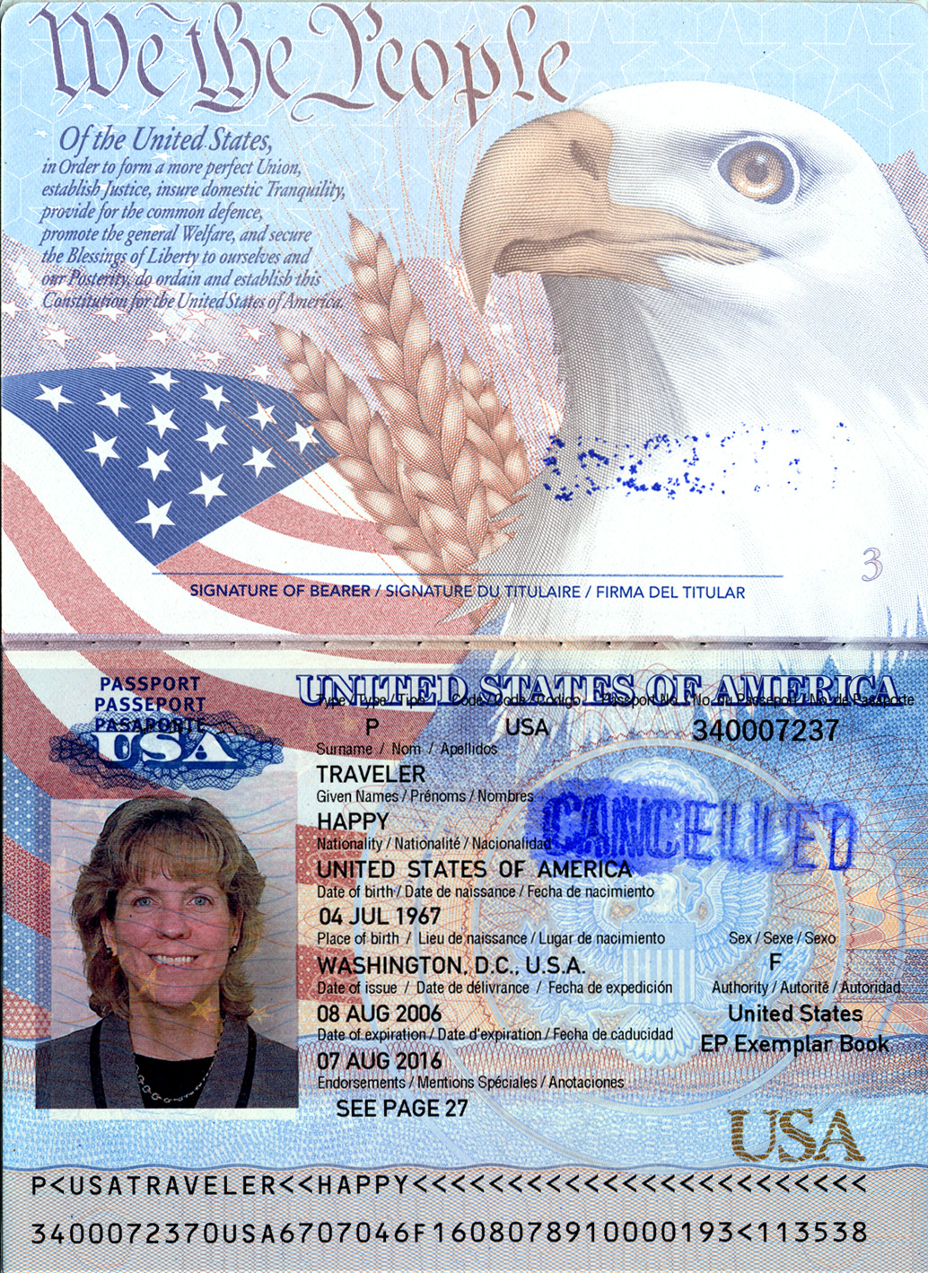 Glochowsky The Truth Us Bwwm® Steve Official Passport